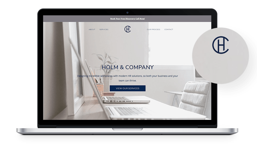 Humani HR old website