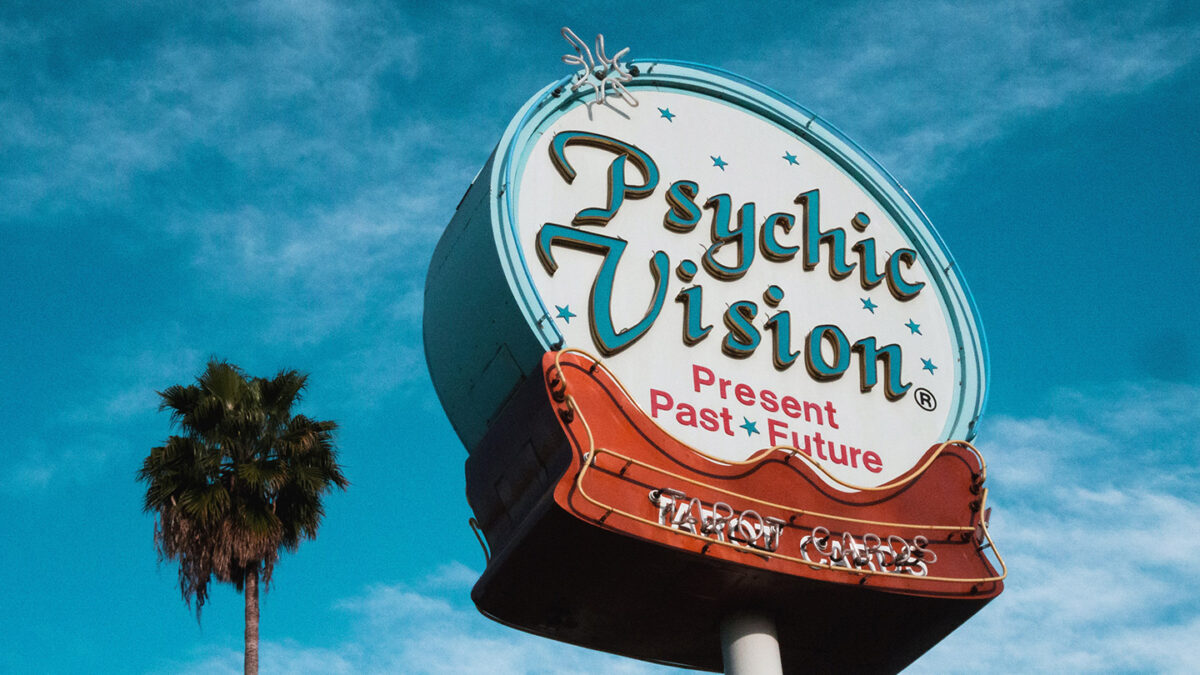 Psychic Vision Past Present and Future